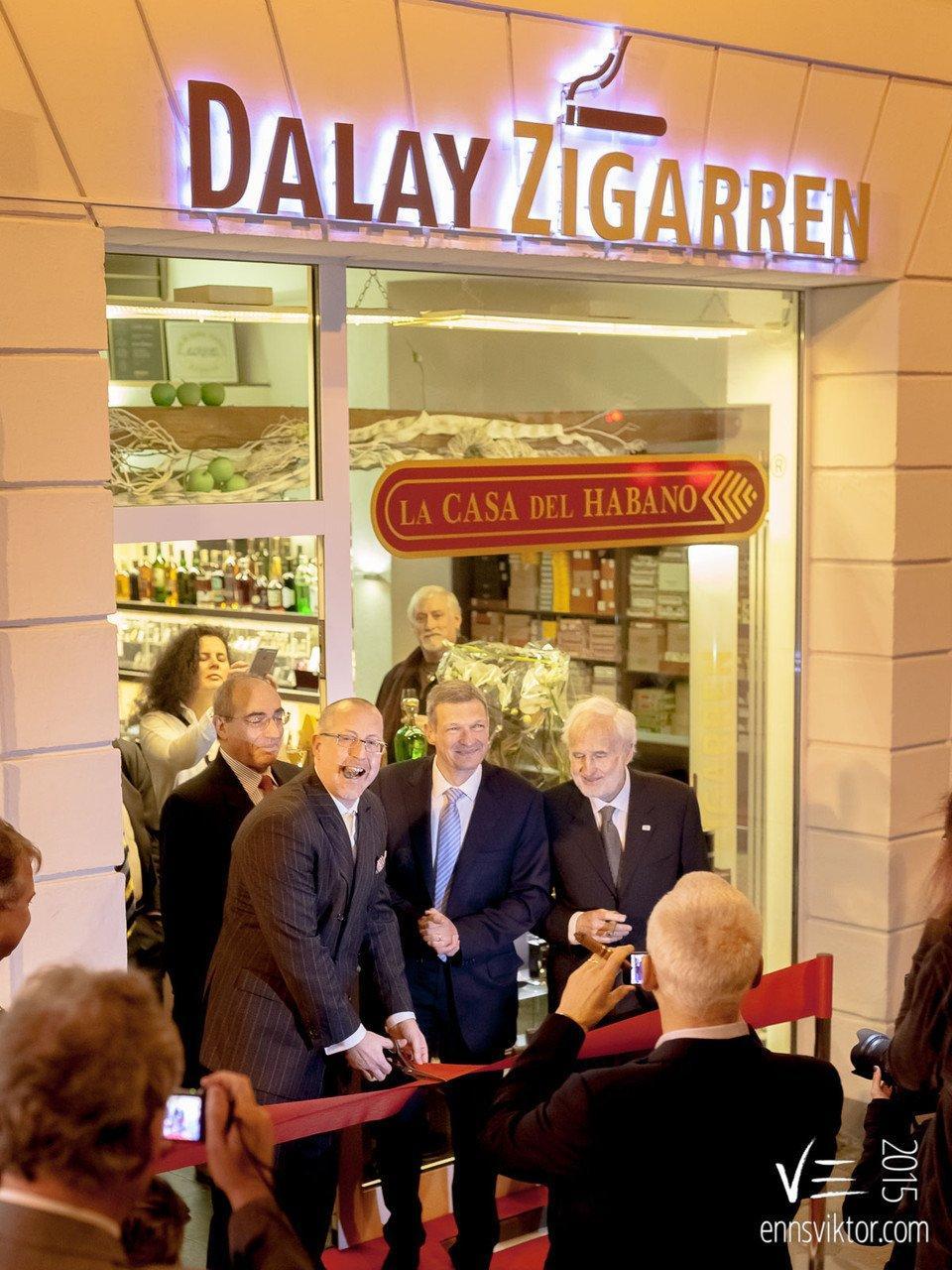 "Dalay ist jetzt ""La Casa del Habano"""