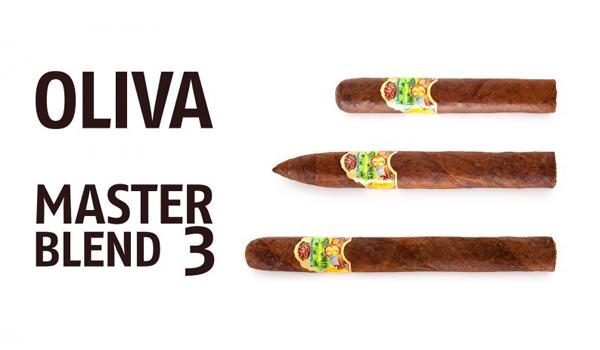 Oliva Master Blend 3