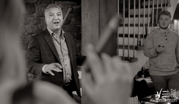 Rocky Patel bei Dalay Zigarren
