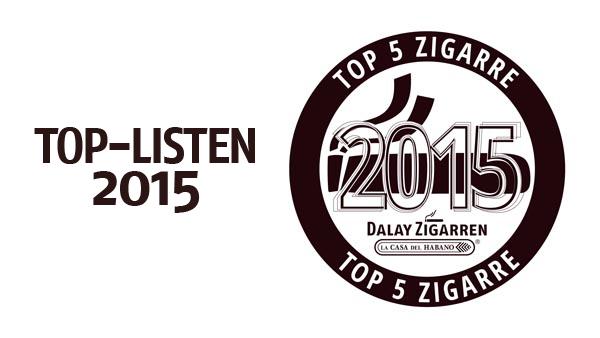Die Toplisten 2015