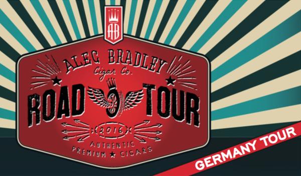 Alec Bradley Road Show 2016