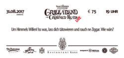Grill- & Tattooabend mit Crowned Heads @ Dalay Zigarren | Saarbrücken | Saarland | Deutschland