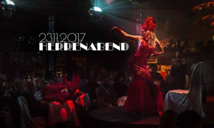 Herrenabend im Spiegelpalais 2017