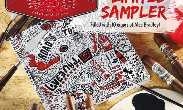 Zigarrenabend mit Alec Bradley Roadshow im Oktober
