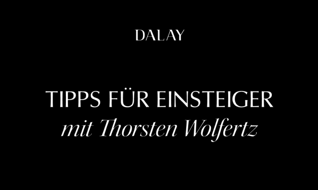 Insidertipps von Thorsten Wolfertz