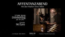 Affentanz Abend 2018 @ Dalay Zigarren | Saarbrücken | Saarland | Deutschland