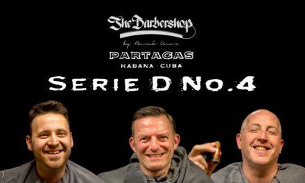 Podcast: Partagas D4 Barbershop Tasting