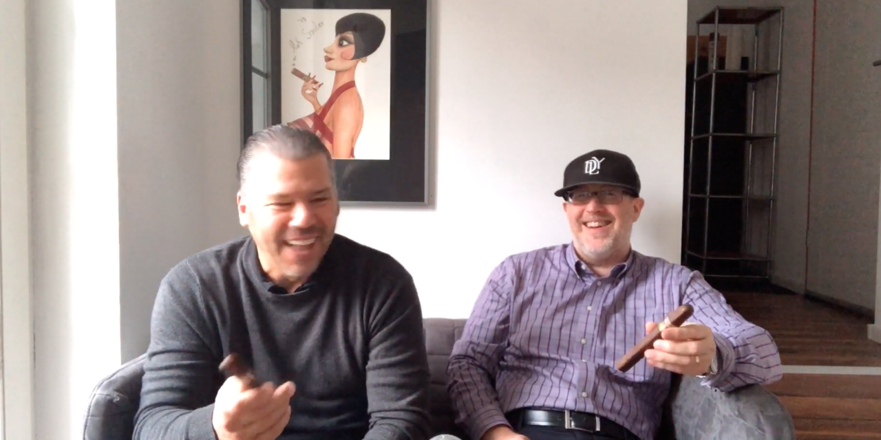 Podcast: Duales Microtasting der Tatuaje Cojonu 2012
