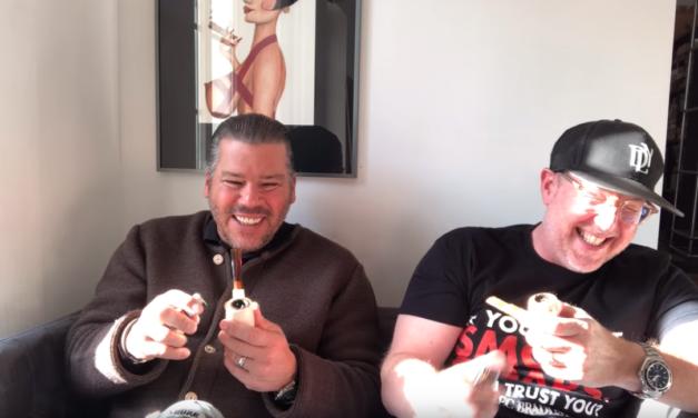 Podcast: Pfeifen(raucher) unter sich