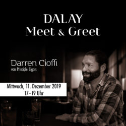 Meet & Greet mit Darren Cioffi (Principle Cigars) @ Dalay Zigarren | Saarbrücken | Saarland | Deutschland