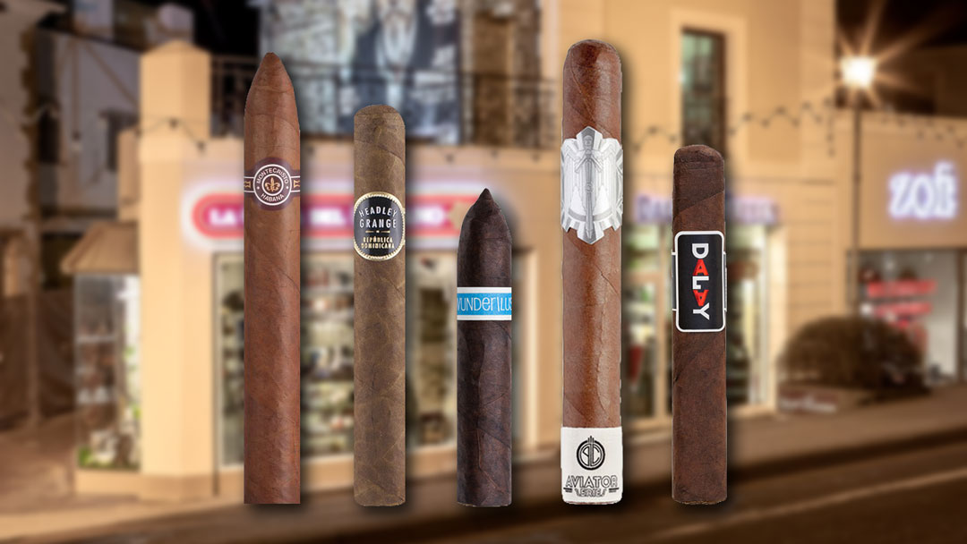Jetzt wird abgerechnet: Salihs Top5 Zigarren 2019