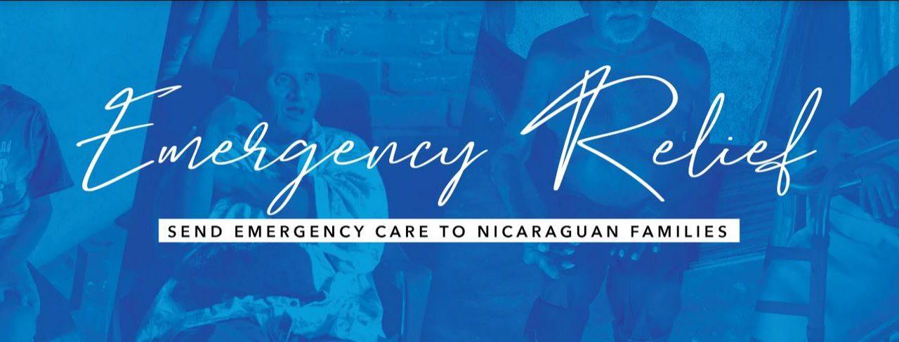 Nothilfen für Familien in Nicaragua