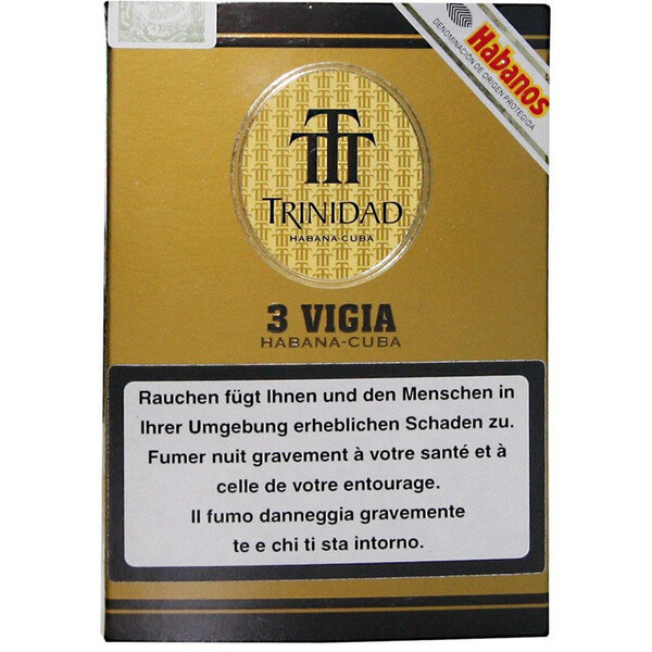 Trinidad Vigia AT 3er Pack
