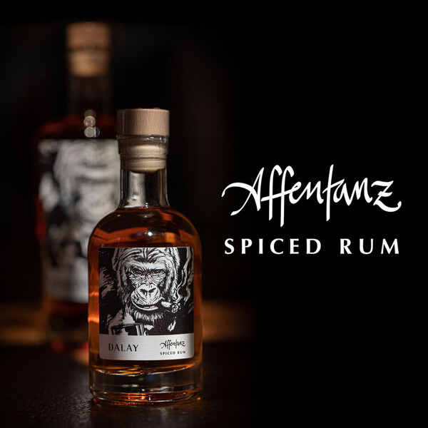 Dalay Affentanz Spiced-Rum 200ml