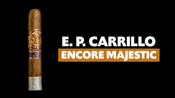 E. P. Carrillo Encore Majestic (Robusto) Einzeln