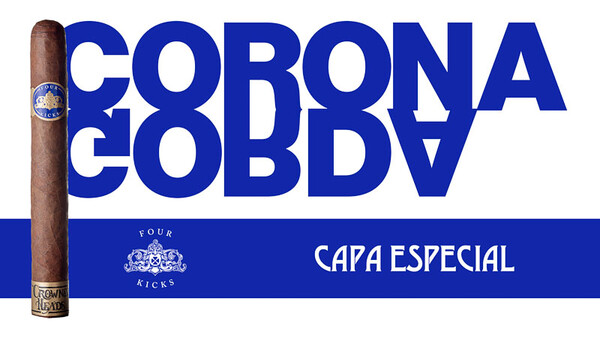 Crowned Heads Four Kicks Capa Especial Corona Gorda Einzeln