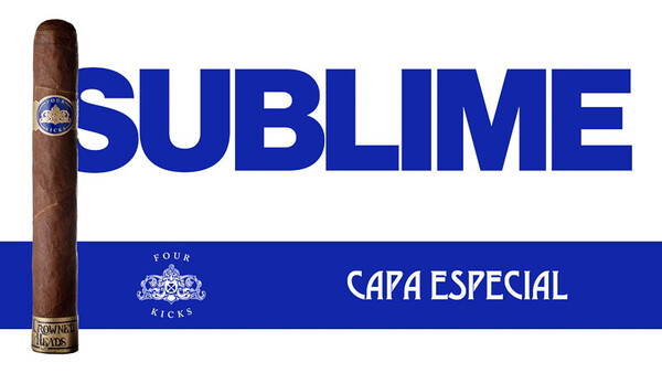 Crowned Heads Four Kicks Capa Especial Sublime